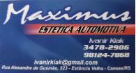 Tchê Encontrei - Maximus Estética Automotiva – Estética Automotiva em Canoas