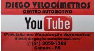 Tchê Encontrei - Diego Velocímetros Centro Automotivo – Centro Automotivos em Canoas