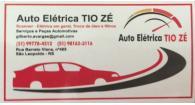 Tchê Encontrei - Tio Zé Auto Elétrica – Auto Elétrica em  São Leopoldo