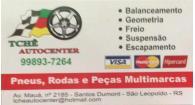 Tchê Encontrei - Tchê Auto Center – Auto Center em  São Leopoldo