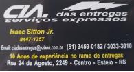 Tchê Encontrei - Cia das Entregas – Serviços Expressos em Esteio