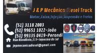 Tchê Encontrei - J&P Mecânica Diesel Truck – Mecânica em Sapucaia