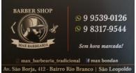 Tchê Encontrei - Max Barbearia – Barbearia em São Leopoldo