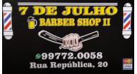 Tchê Encontrei - 7 de Julho Barber Shop 2 – Barber Shop em Canoas