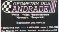 Tchê Encontrei - Geometria do Andrades – Mecânica em Novo Hamburgo