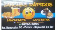 Tchê Encontrei - Lanche Rápido – Lancheria e Cafeteria em Sapucaia