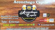 Tchê Encontrei - Aconchego Capilé Lanches e Petiscos – Lancheria em São Leopoldo