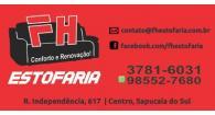 Tchê Encontrei - FH Estofaria – Estofaria em São Leopoldo