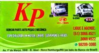 Tchê Encontrei - KP Auto Peças e Mecânica – Auto Peças e Mecânica em Novo Hamburgo
