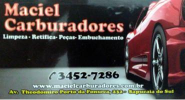 Tchê Encontrei - Maciel Carburadores – Carburadores em Sapucaia do Sul
