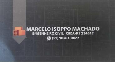 Tchê Encontrei - Marcelo Isoppo Machado – Engenheiro Civil em Sapucaia do Sul